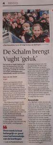 20170320 Geluk verspreiden in gemeente Vught