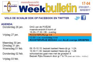 weekbulletin 17-04