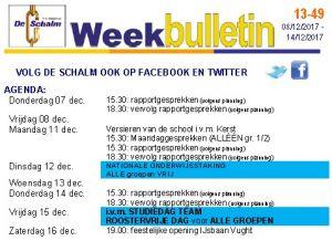 weekbulletin 13-49